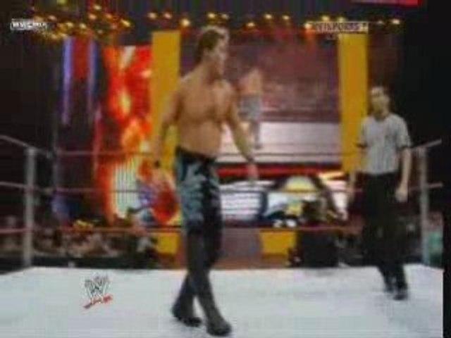 Chris Jericho vs The Big Show IC Title 3.17.08