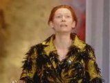BAFTA 2008 Tilda Swinton SPEECH