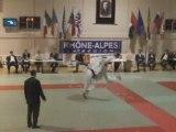 Judo : Equipes Ligue Seniors 2ème Division Mars 2008
