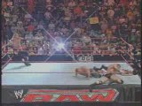 Raw John Cena vs Rated Rko