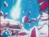DBZ - Goku's Kamehameha vs. Vegeta's Galic Gun!