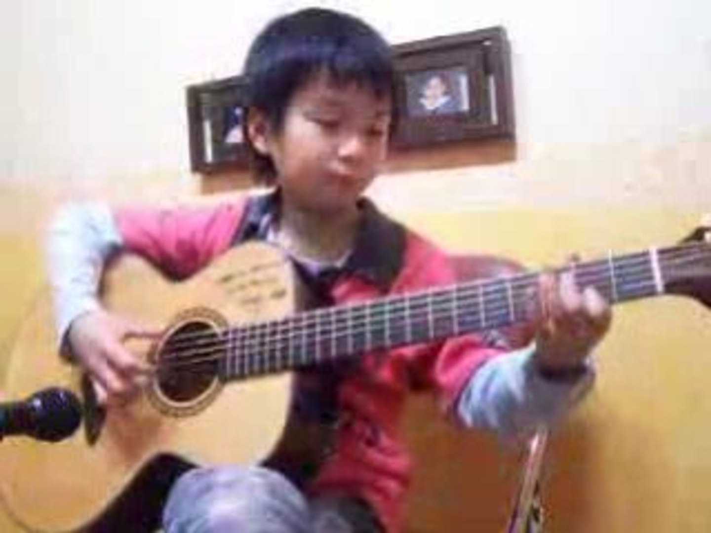 Red Shoes Dance - Sungha Jung