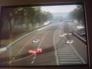 Crash ultima can am cup