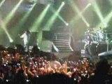 [Tokio Hotel - 13.03.2008] Début du Concert - Ich brech aus