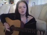 Rihanna - Umbrella (Acoustic) by Marie Digby