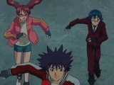 AMV AIR GEAR (chain full version-back on)