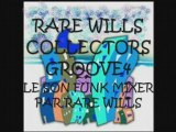 FUNK RARE WILLS COLLECTORS GROOVE 3