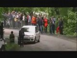 Rally voiture crash - accident 4