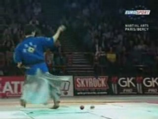 Haidong Gumdo Demonstration Paris Bercy 2004