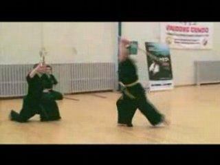 Haidong Gumdo demonstration combat preparer 1