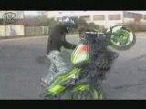 Titane team acrobatie évolution 2008