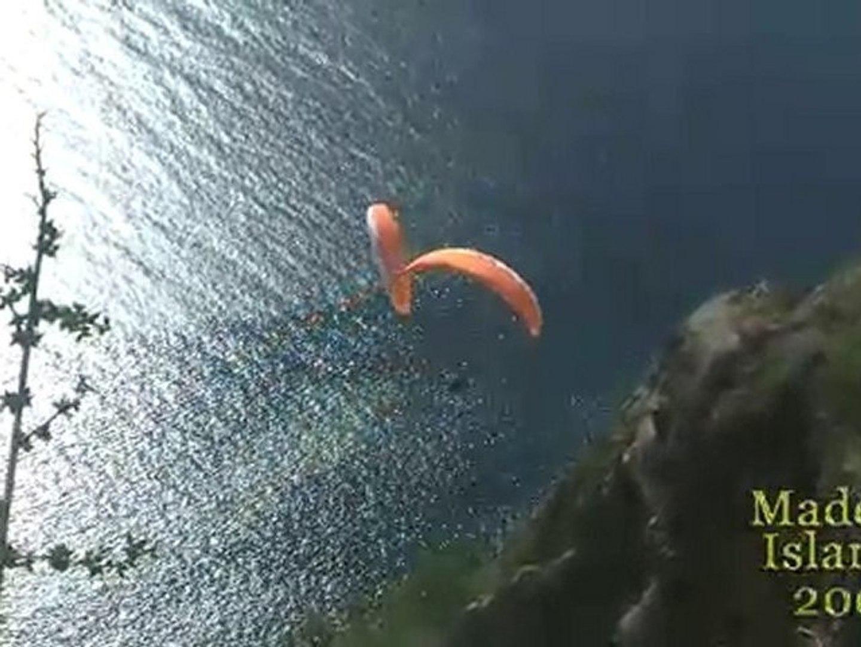 Dù lượn Paragliding in Beach