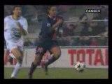 OM-PSG (0-3) Ronaldinho