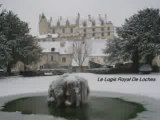 Loches Sous Un Manteau De Neige (Le Samedi  28 Janvier 2006)