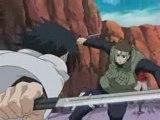 Naruto Shippuuden 51-52 - Sasuke VS Naruto Sai Yamato