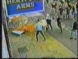 Football Hooligans - Coventry v Wigan -