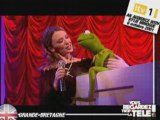 """Kylie Minogue et Kermit """"Especially for you"""""""