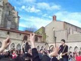 cali : tournage du nouveau clip   1000 coeurs debout