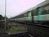Train SNCF BB 67000 Corail Auffay