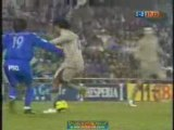 foot (ronaldinho vs ibrahimovic)football - futbol