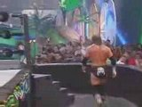 Wwe summerslam 2007 King Booker vs Triple H