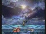 Brawl SN3S (Falco) vs. Fish (Falco)