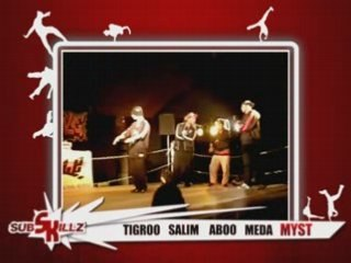 Vidéo subskillz 2008