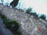 Montée au Mont St Clair à vélo (part 2)