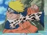 Naruto vs Sasuke round 1
