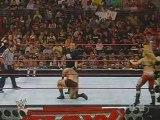 Ashley, Maria & The King vs Melina, Beth Phoenix & Santino