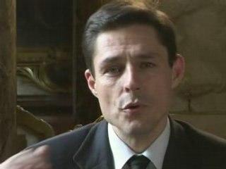 Nomination de Christian Blanc