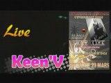Keen'V Live @ Brocherie