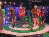 RBD sings Besame Sin Miedo on Boombox