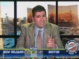 New Orleans Hornets @ Boston Celtics NBA Basketball Preview