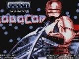 Robocop Sur Atari ST - 1988