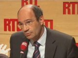 Eric Woerth invité de RTL (28 mars 2008)