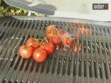 Recette tomates grillées sur barbecue Weber