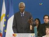 ABDOU DIOUF : combat francophone en France