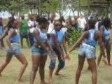 Danse Africaine-Plage de Port-Louis, Guadeloupe