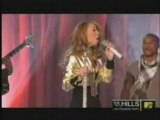 Mariah Carey Touch My Body Live @ the hills 24 mars 2008