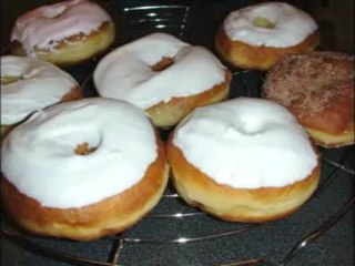 Recette des Donuts américains!