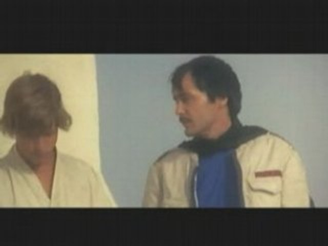Biggs Goodbye Star Wars deleted scene