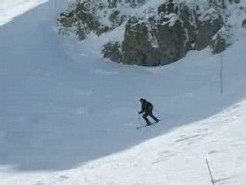 Ski Alpinisme : la brèche Robert