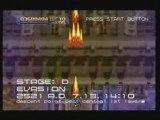 Sega Saturn > Radiant  Silvergun > Stage 3 Part II