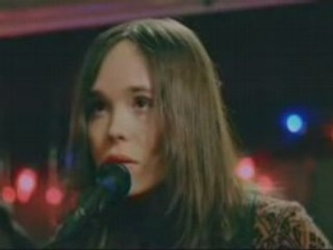 "Ellen Page Sings ""Zub Zub"" On the ""Juno"" DVD's Deleted Scene"