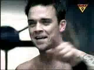 Robbie Williams - Rock Dj (uncensored)