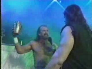 Jake Roberts on Funeral ( with Undertaker )