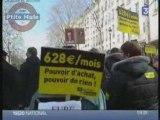 Manifestation historique : ni pauvres ni soumis