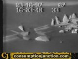 Aircraft Accident - f18 Crash Landing On Aircraft Carrier