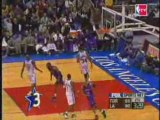 NBA BASKETBALL - Vince Carter top 10 dunks career